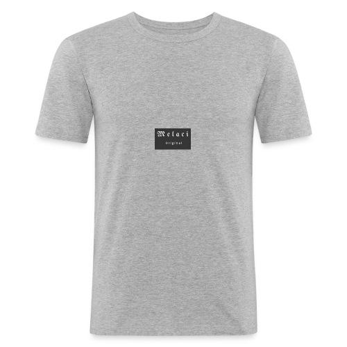 Melaci 1.0 cap - slim fit T-shirt