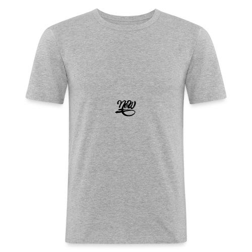 NeW - T-shirt près du corps Homme