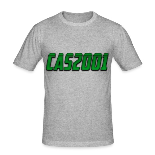cas2001 - slim fit T-shirt