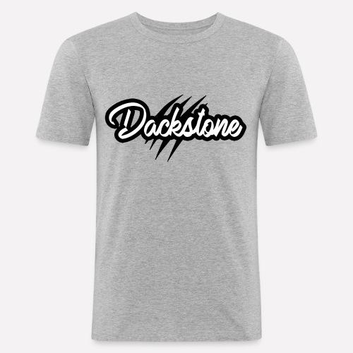 Dackstone - Männer Slim Fit T-Shirt