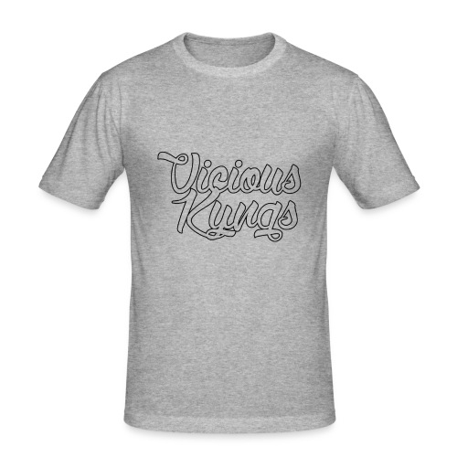Vicious Kyngs - Men's Slim Fit T-Shirt