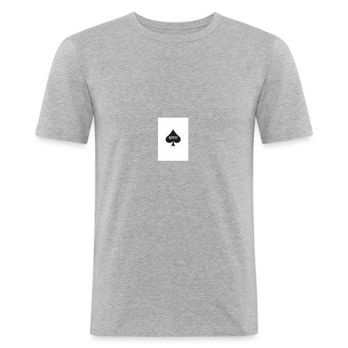 Q7CC - Männer Slim Fit T-Shirt