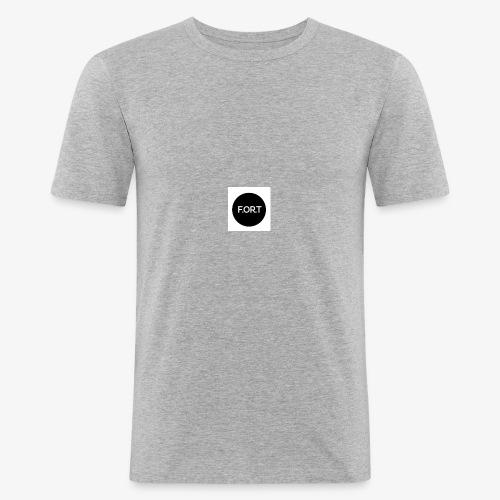 FAST - Men's Slim Fit T-Shirt