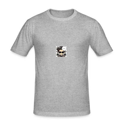 BossmannLP Profilbild - Männer Slim Fit T-Shirt