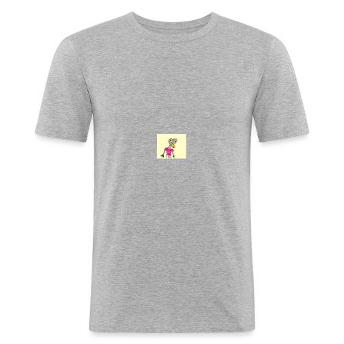 Quack - Men's Slim Fit T-Shirt