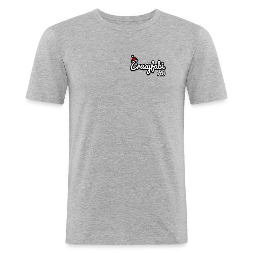 CrazyfabiHD Merche - Männer Slim Fit T-Shirt