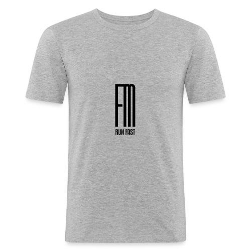 FASTMAN - T-shirt près du corps Homme