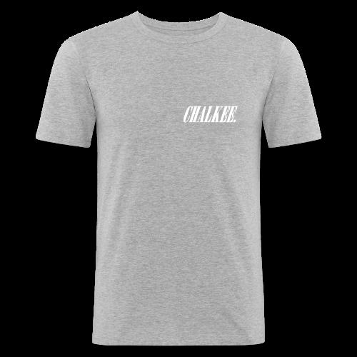 CH2 - Männer Slim Fit T-Shirt