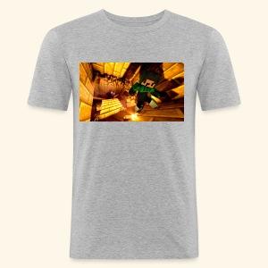 stronghold - Männer Slim Fit T-Shirt