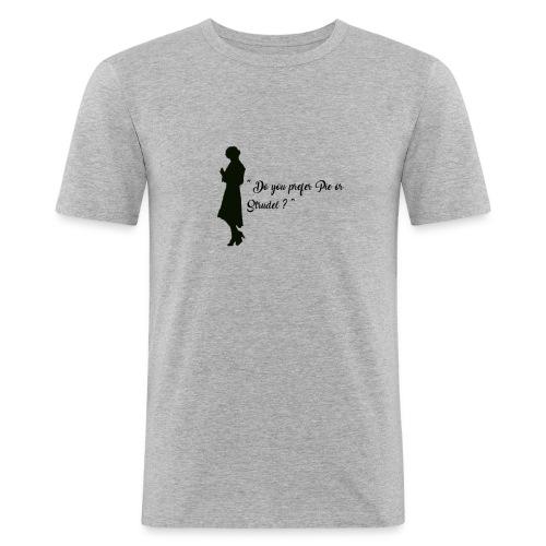 Queenie - T-shirt près du corps Homme