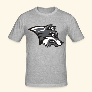 WOLFSHIRT by Noi - Männer Slim Fit T-Shirt