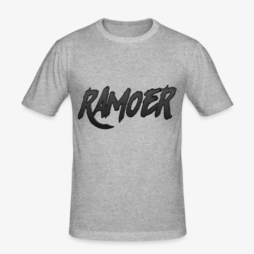 Ramoer - Männer Slim Fit T-Shirt
