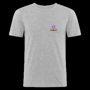 Viking Collection - Slim Fit T-skjorte for menn