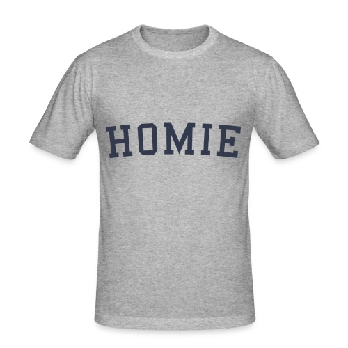 homierent dark - Men's Slim Fit T-Shirt