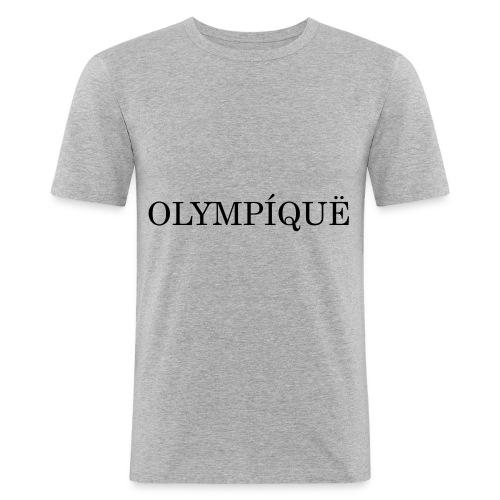 OLMPQ - slim fit T-shirt