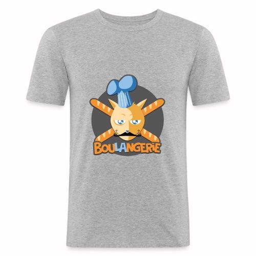 Le logo, le seul, l'unique ! - T-shirt près du corps Homme