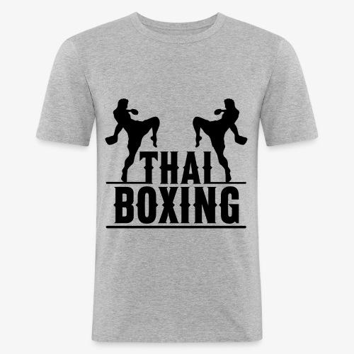 Muay Thai - Camiseta ajustada hombre