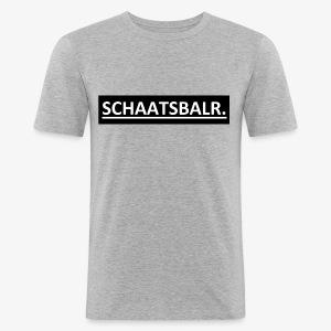 Schaatsbalr. - slim fit T-shirt