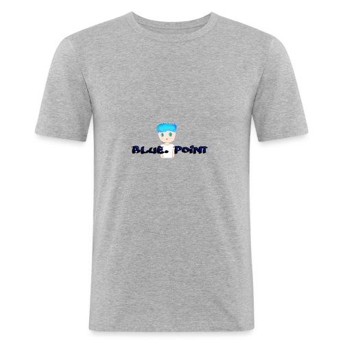 BluePoint - Männer Slim Fit T-Shirt