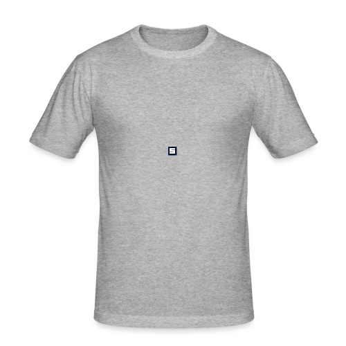 strizer_logooooo - Men's Slim Fit T-Shirt