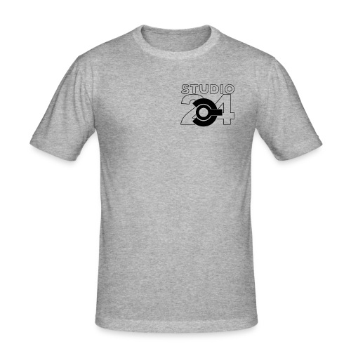 Männer24 - Männer Slim Fit T-Shirt