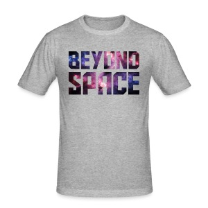 Beyond Space - Tee shirt près du corps Homme