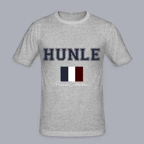 hunle French Collection n°1 - T-shirt près du corps Homme