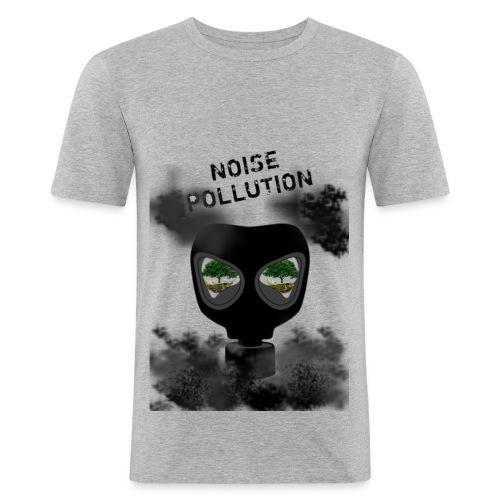 Noise pollution - T-shirt près du corps Homme
