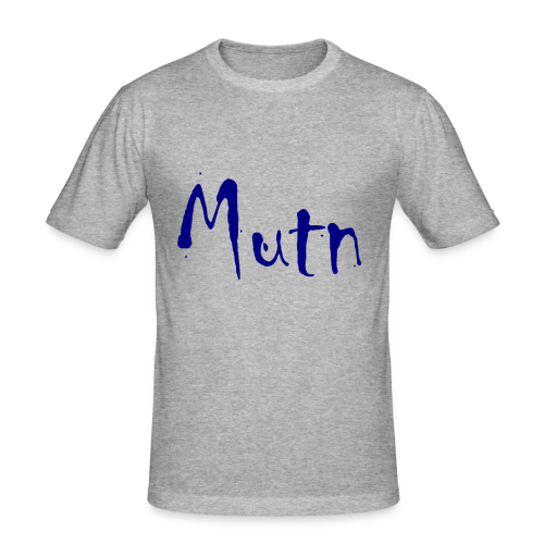 Mutn - slim fit T-shirt