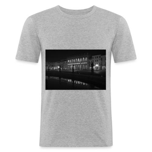Padova - Maglietta aderente da uomo