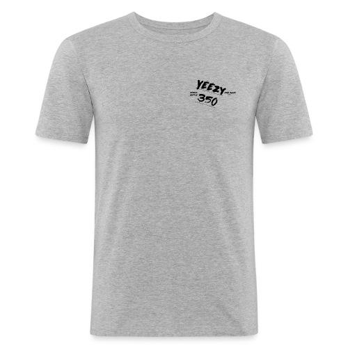yeezy merch - Slim Fit T-shirt herr