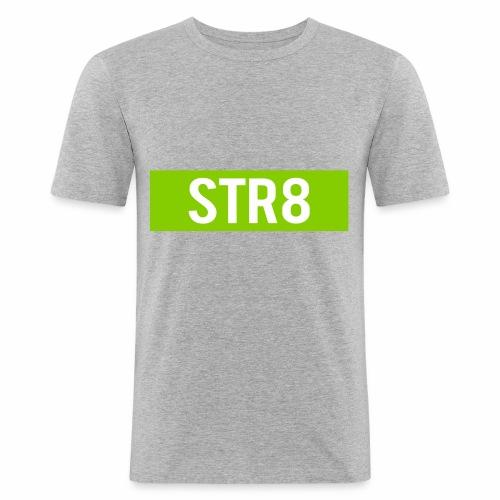 STR8 - Männer Slim Fit T-Shirt