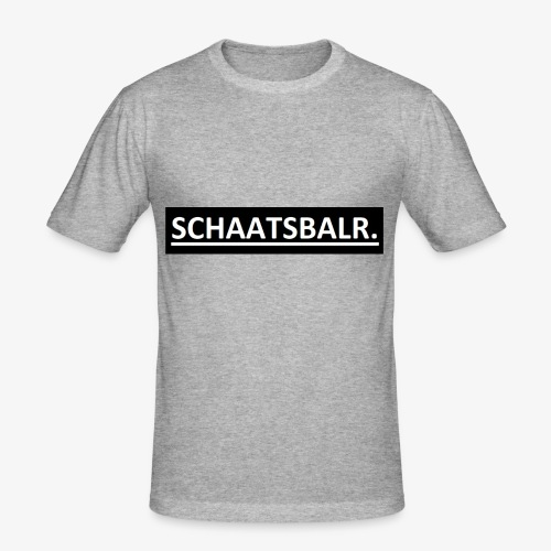 Schaatsbalr. - slim fit T-shirt