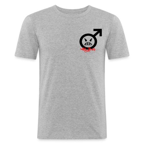 madboy_logo_2 - Männer Slim Fit T-Shirt
