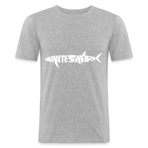 whiteshark - Männer Slim Fit T-Shirt