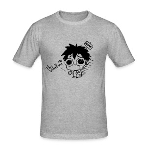 This is my Valentine - Camiseta ajustada hombre