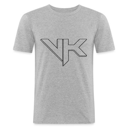 vK - Men's Slim Fit T-Shirt