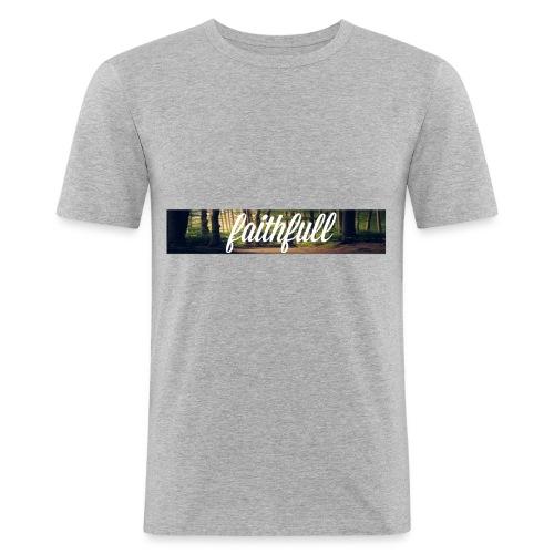 faithfullt-shirt trees - slim fit T-shirt