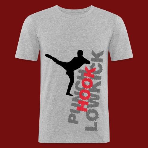 P.H.L. 2 - Männer Slim Fit T-Shirt