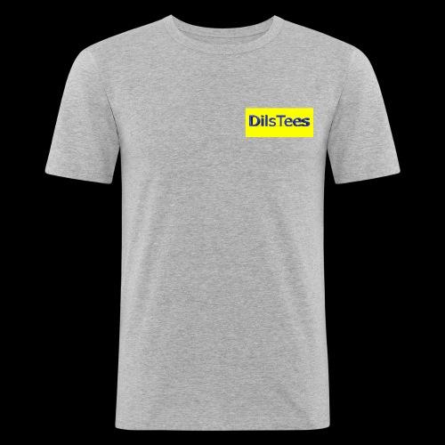 DilsTees - Men's Slim Fit T-Shirt