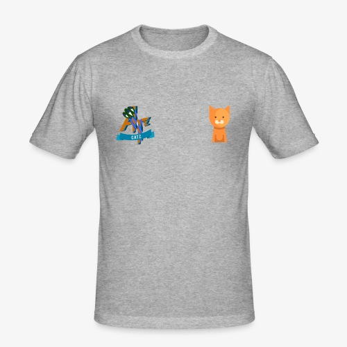 Catz - T-shirt près du corps Homme
