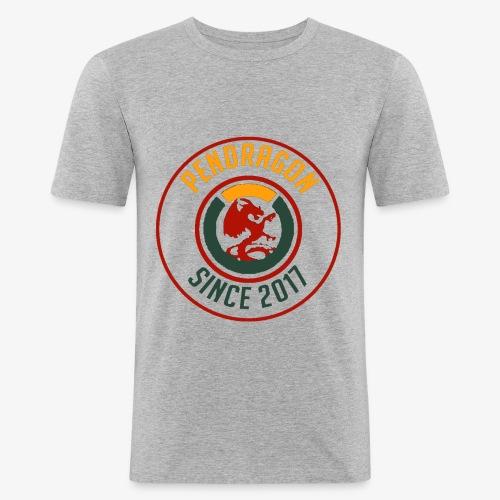 pendragon adaptable - T-shirt près du corps Homme
