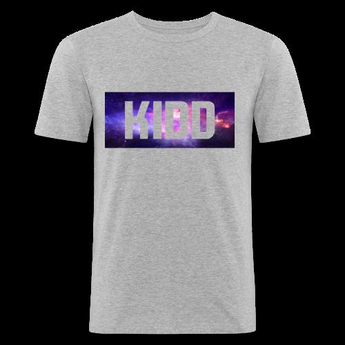 KIDD Galaxy - Men's Slim Fit T-Shirt