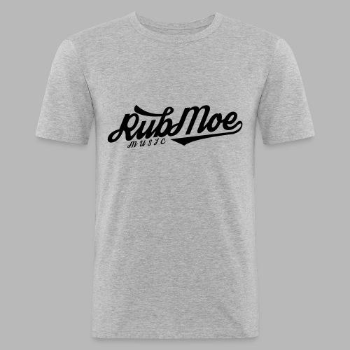 RubMoe - Slim Fit T-skjorte for menn