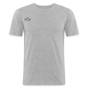 Loyalty LOGO - Men's Slim Fit T-Shirt