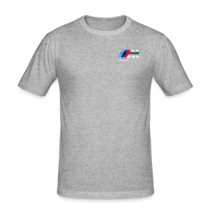 Bmw M3 - Männer Slim Fit T-Shirt