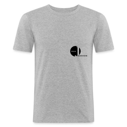 Steve Jacovidis Premium - Men's Slim Fit T-Shirt