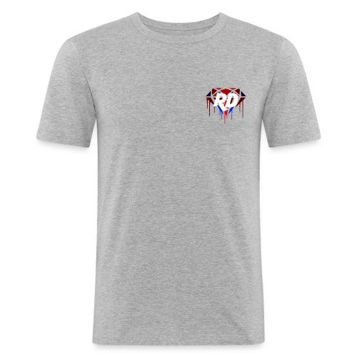 rd - Männer Slim Fit T-Shirt
