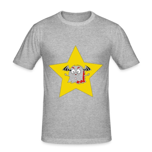 spooky in star - slim fit T-shirt
