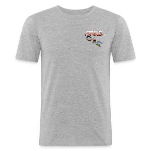 MrksGmng - Männer Slim Fit T-Shirt